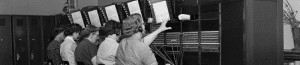 ivr old fashioned switchboard